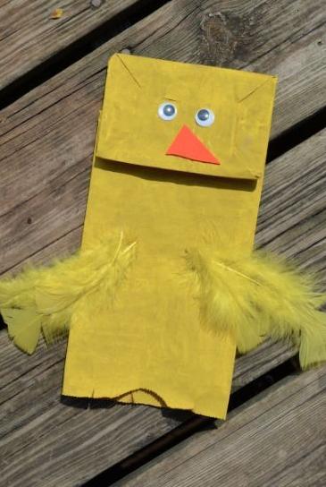 Preschool Farm Brown Paper Bag Puppets