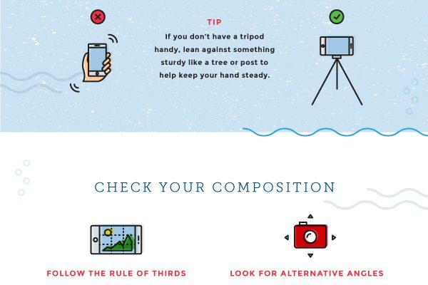 U.S. Cellular Smartphone Photography tips
