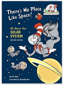 Dr Seuss Solar System book