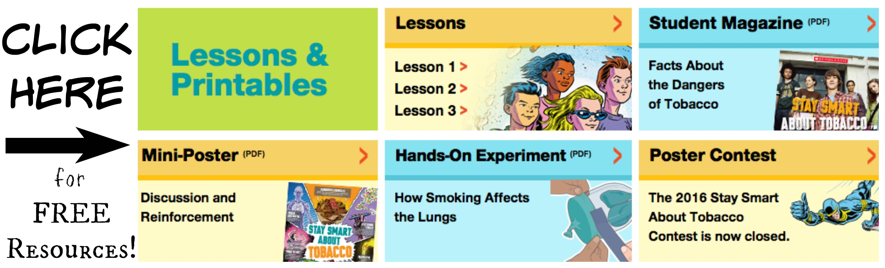Free Classroom Resources for Teachers