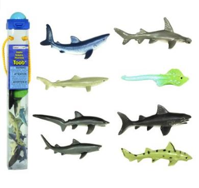 Safari Ltd Sharks TOOB Toys