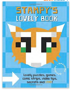 Stampy's Lovely Book Minecraft