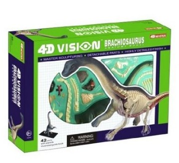 Dinosaur - Brachiosaurus Anatomy Science Model Kit for Kids