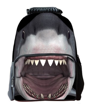 Shark Week Backpack