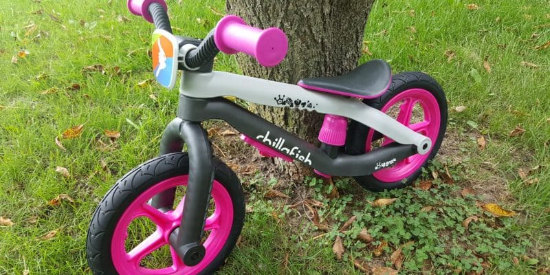 BMXie balance bike by Chillafish