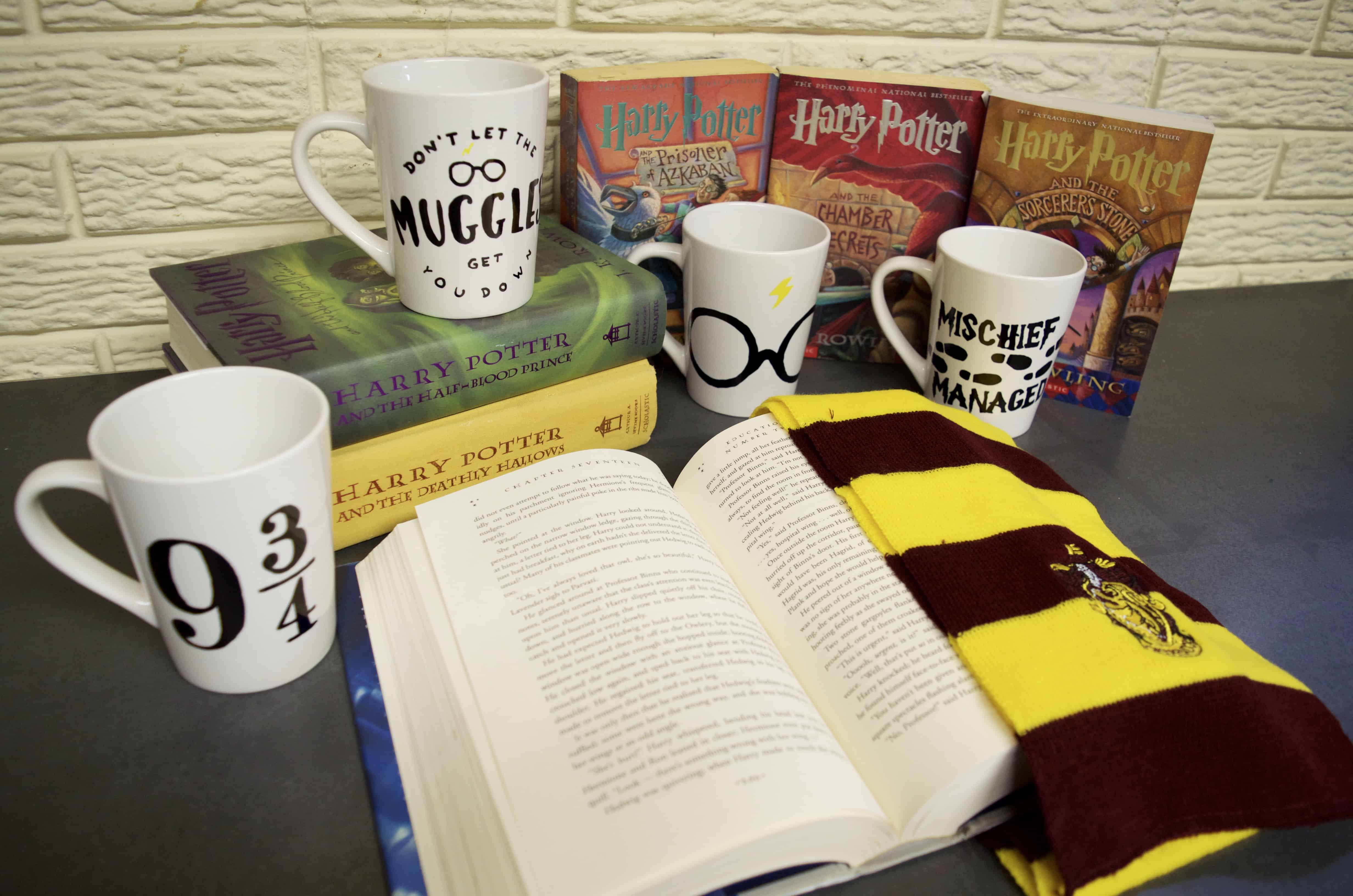 How To Make Diy Harry Potter Coffee Mugs Tutorial