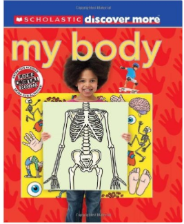 Scholastic Discover More My Body book