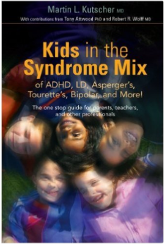 Mental Health - Helping Kids in the Syndrome Mix book