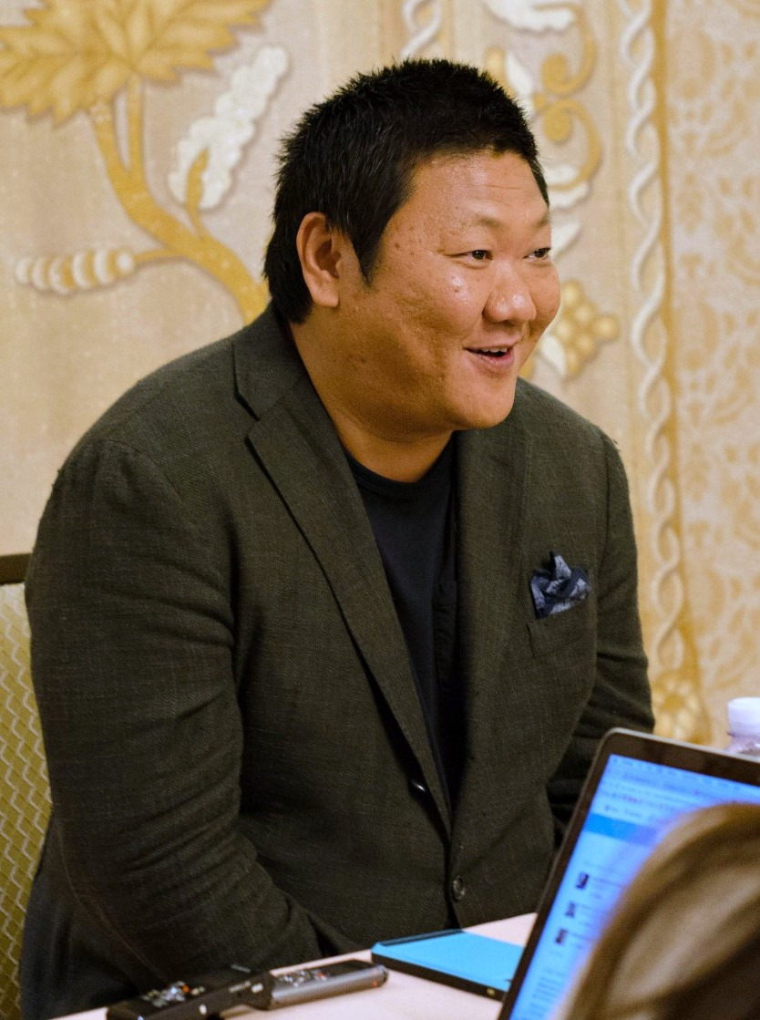 Meet Wong: An Exclusive Interview with Benedict Wong #DoctorStrangeEvent