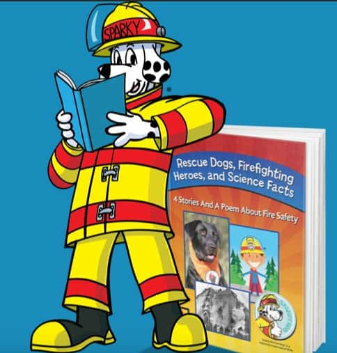 Rescue Dogs, Firefighting Heroes, and Science Facts