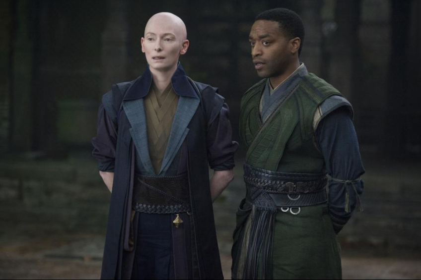 Meet The Ancient One: An Exclusive Interview with Tilda Swinton