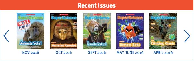 Scholastic Magazine