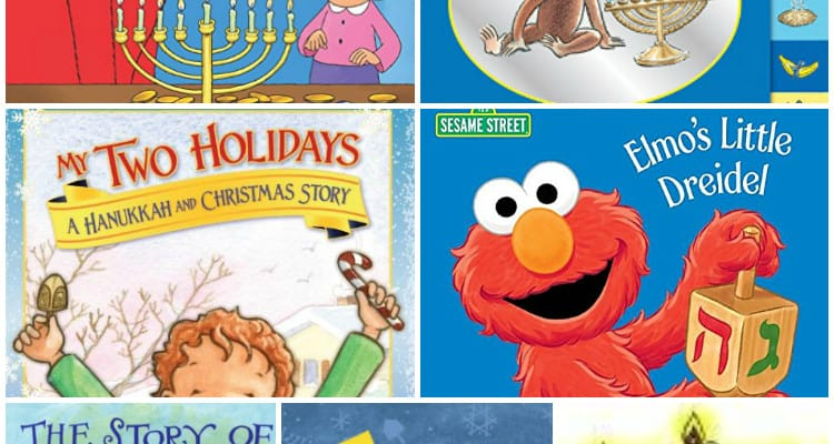 17 Hanukkah Books for Kids
