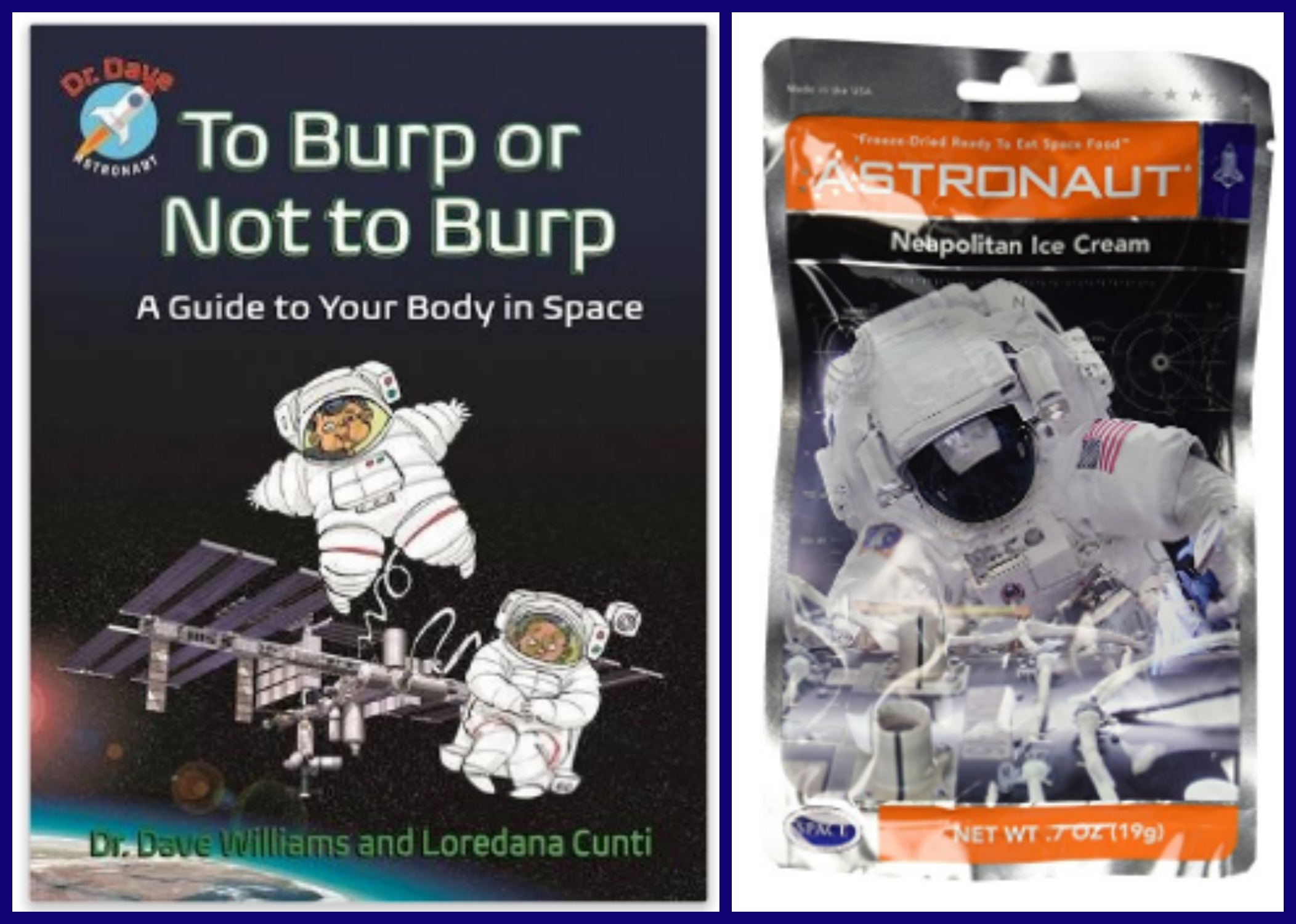 Astronaut Prize Pack