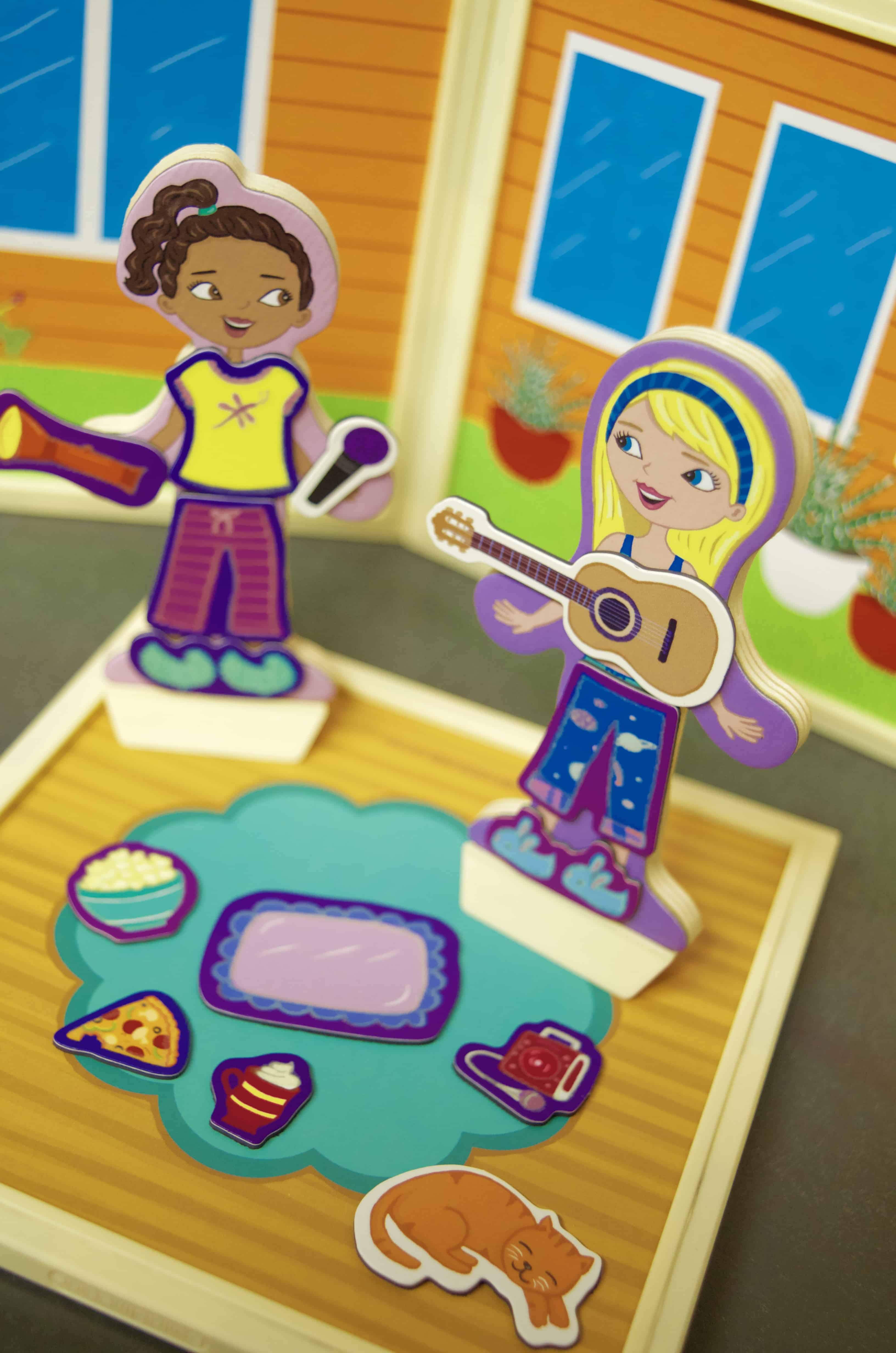 Build & Imagine Malia's House STEM Toy Review