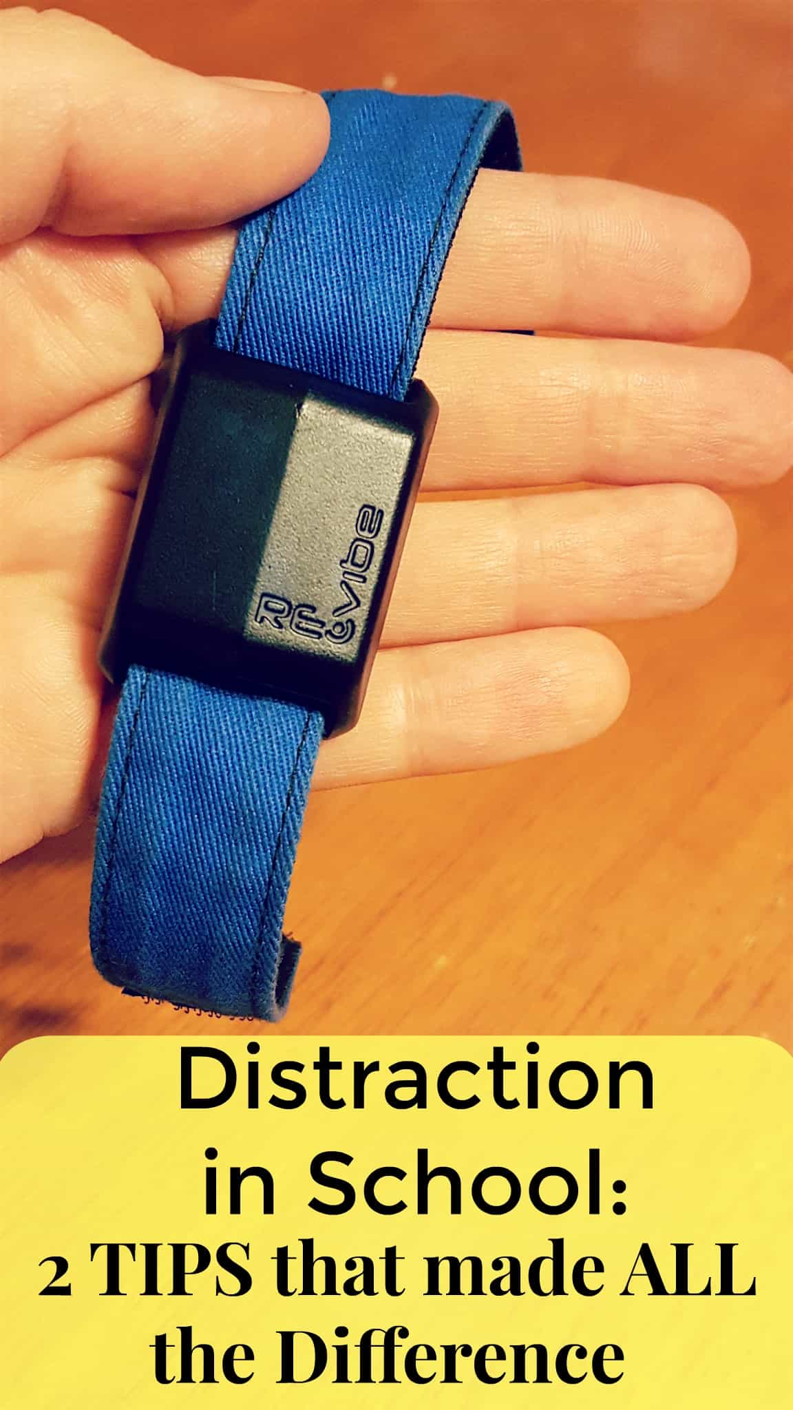 Distraction in School TIPS that Made a Difference