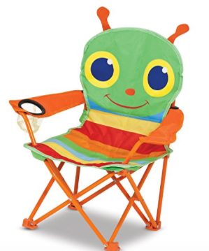 Melissa & Doug Sunny Patch Happy Giddy Bug Chair for kids