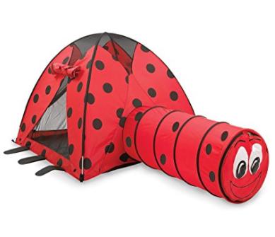 Ladybug Play Tent