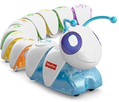 Fisher Price Code-a-pillar STEM Kids Toy