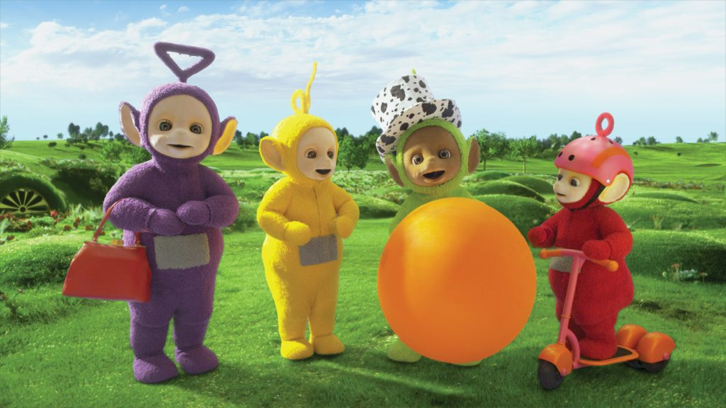 Building Developmental Skills With Teletubbies On Nickelodeon