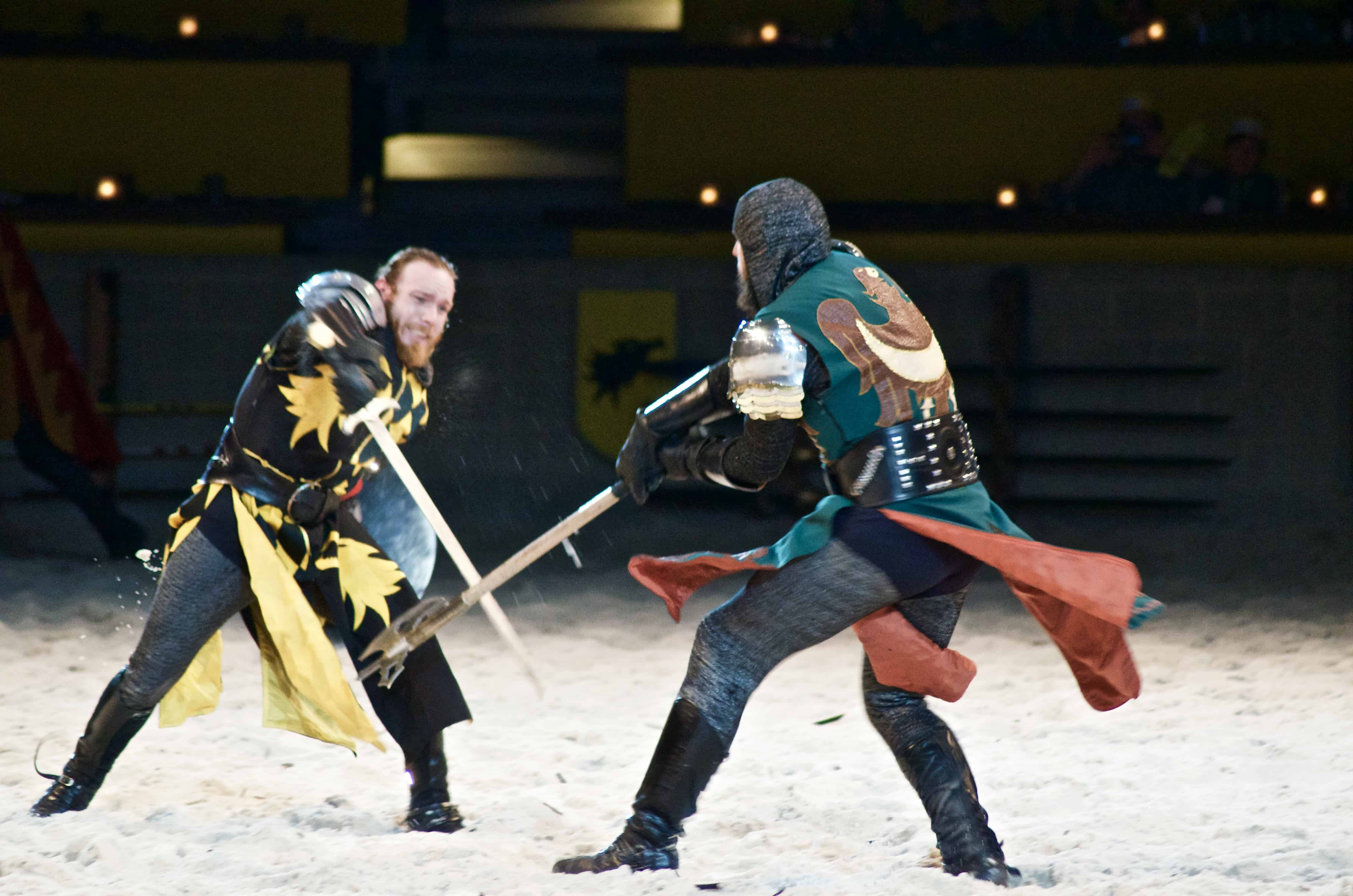 An Educational Field Trip to Medieval Times