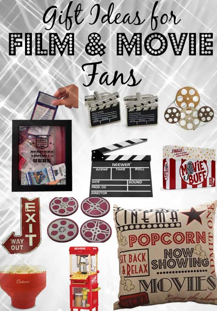 Gift Ideas for Film and Movie Fans