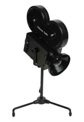 Movie Projection Camera Lamp Home Decor