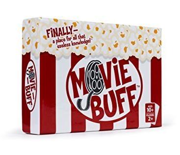 Movie Buff Trivia Game