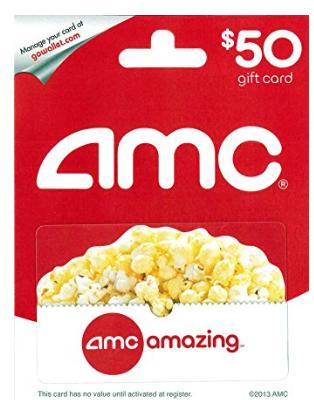 Buy an AMC Movie Gift Card