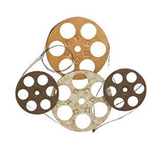 Movie Film Metal Wall Decor