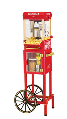 large life size movie popcorn popper