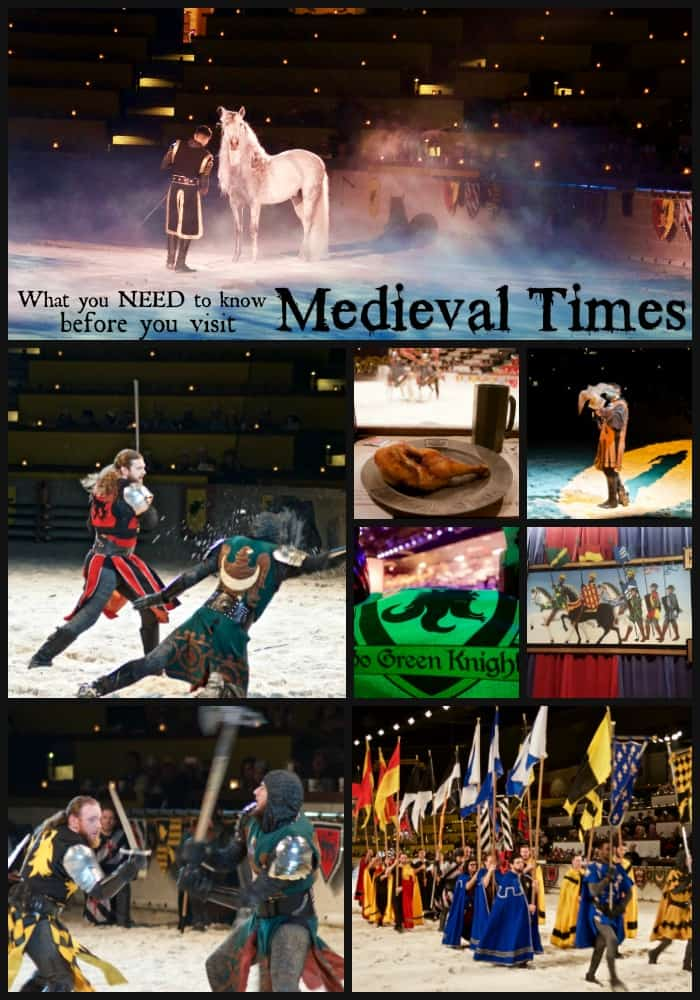 What you Need to Know Before you Visit Medieval Times