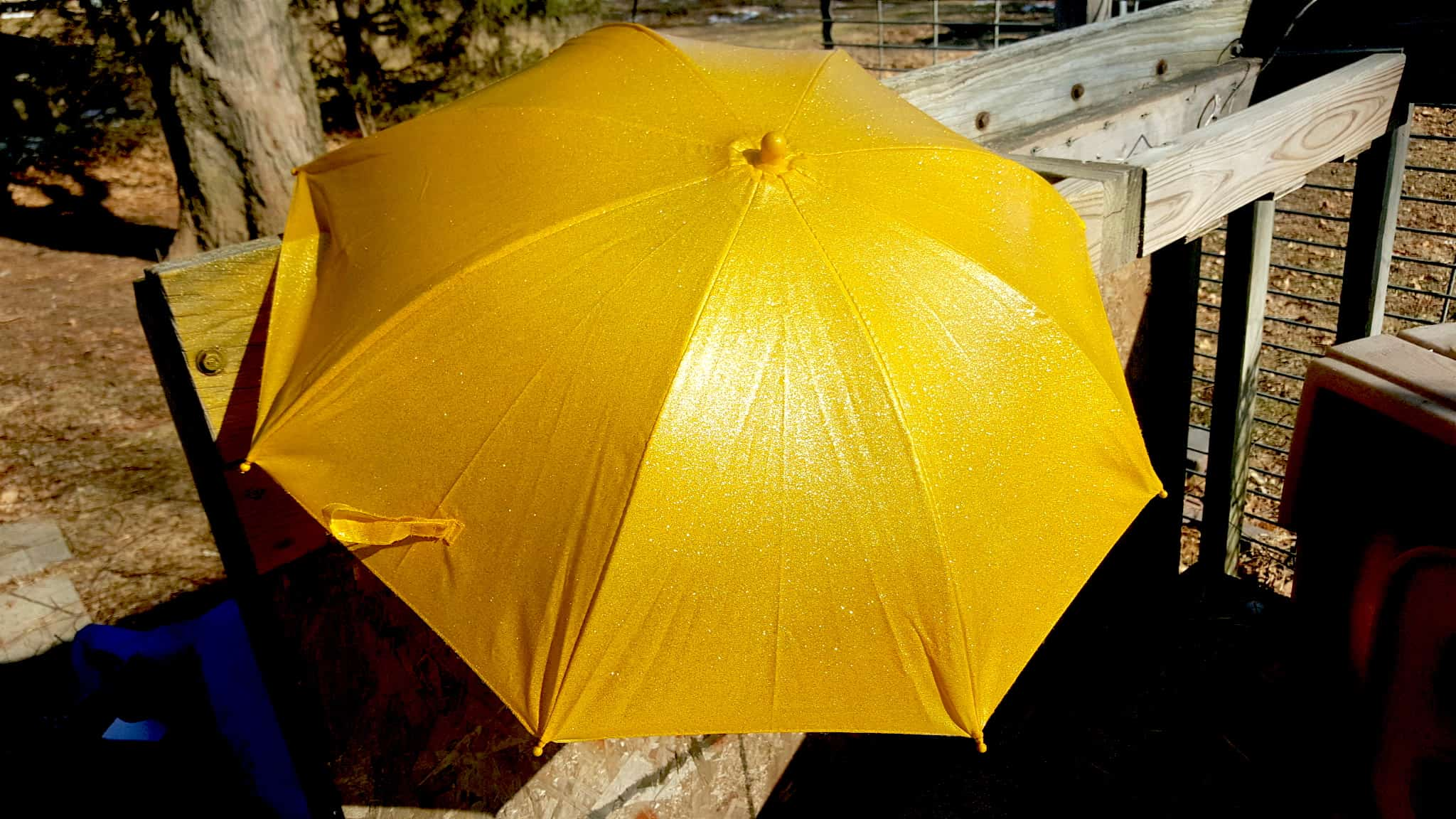 "DIY Belle Inspired Umbrella ""Parasol"" - Beauty & the Beast Dress Up"