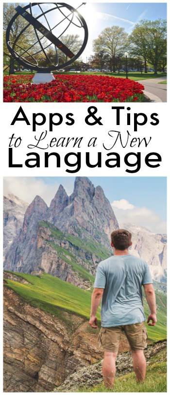 Apps and Tips to Learn a New Language Post image