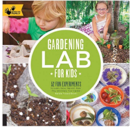 52 Experiments Gardening Lab for kids book