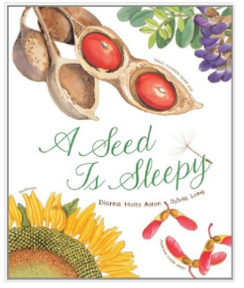 A Seed is Sleepy Children's Book