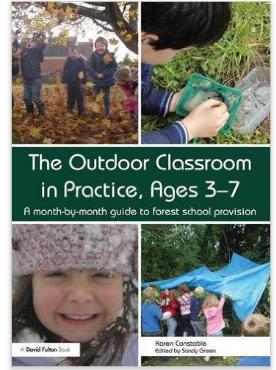 The Outdoor Classroom in Practice: Forest Nature School book