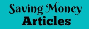 Saving Money Articles Sidebar