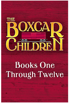 The Boxcar Children book series on sale