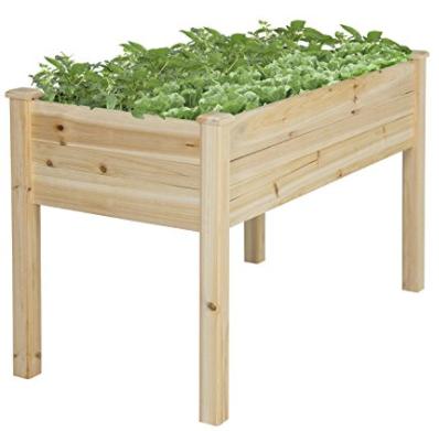 Raised Garden Table