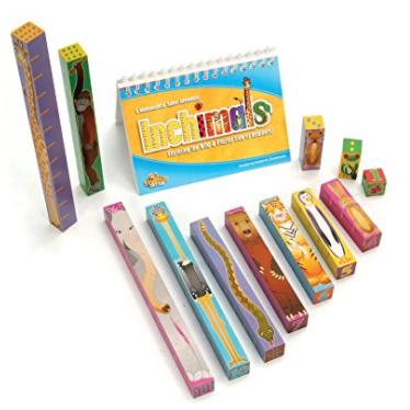 Inchimals Math Game Toys