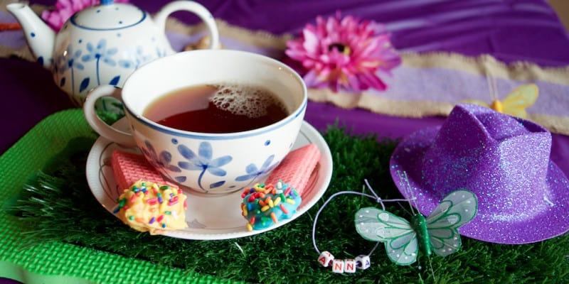 Tips to Host a Magical Garden Tea Party for Kids