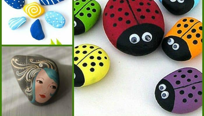 10 Fun Painted Rock Ideas
