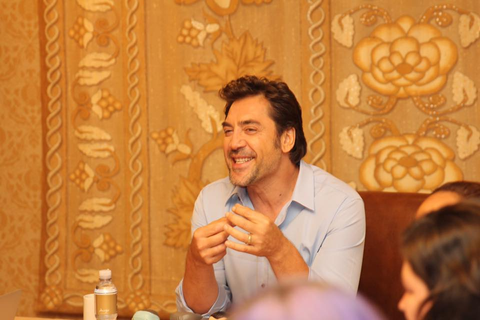 Exclusive Interview with Javier Bardem Pirates of the Caribbean