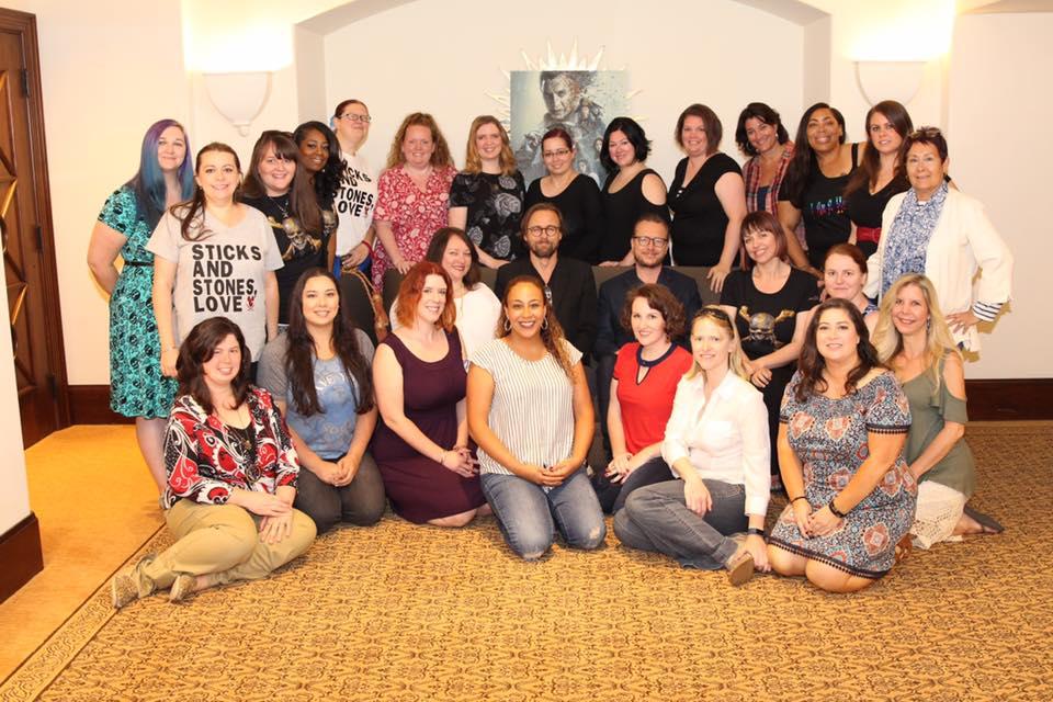 Disney Bloggers in Kaya Scodelario in Pirates of the Caribbean