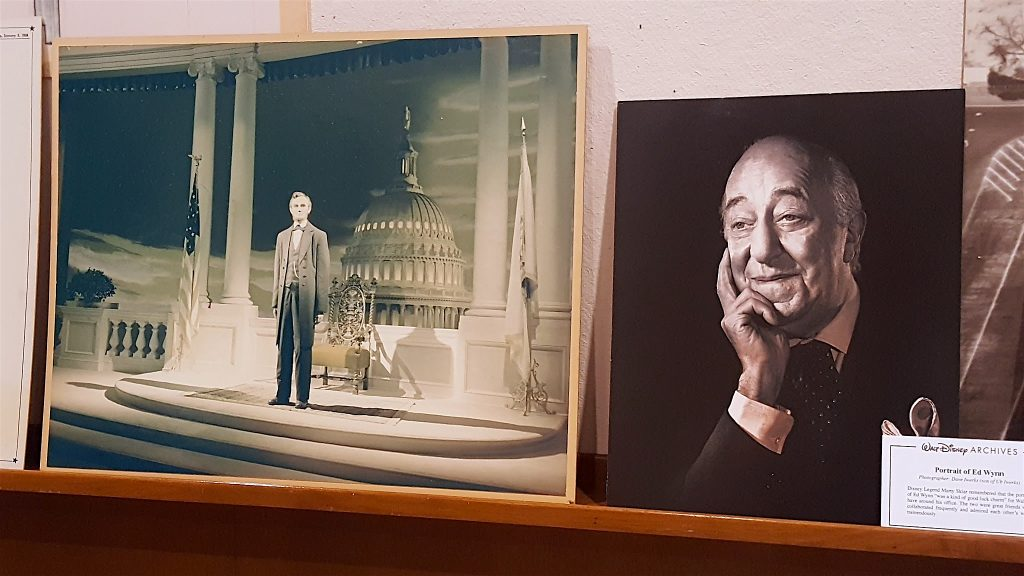 A Magical Photo Tour of Walt Disney's Office in California