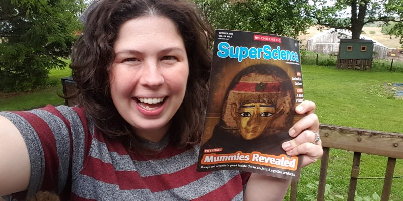 Scholastic Magazine Teacher Giveaway Contest