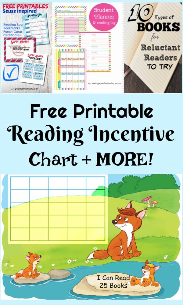 graphic about Sticker Chart Printable known as No cost Printable Summertime Looking at Incentive Sticker Chart Worksheet