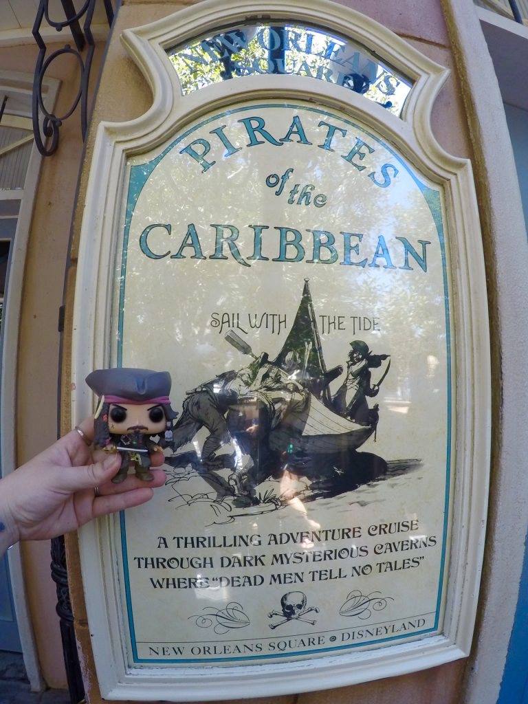 The Magical History of the Pirates of the Caribbean Theme Park Ride