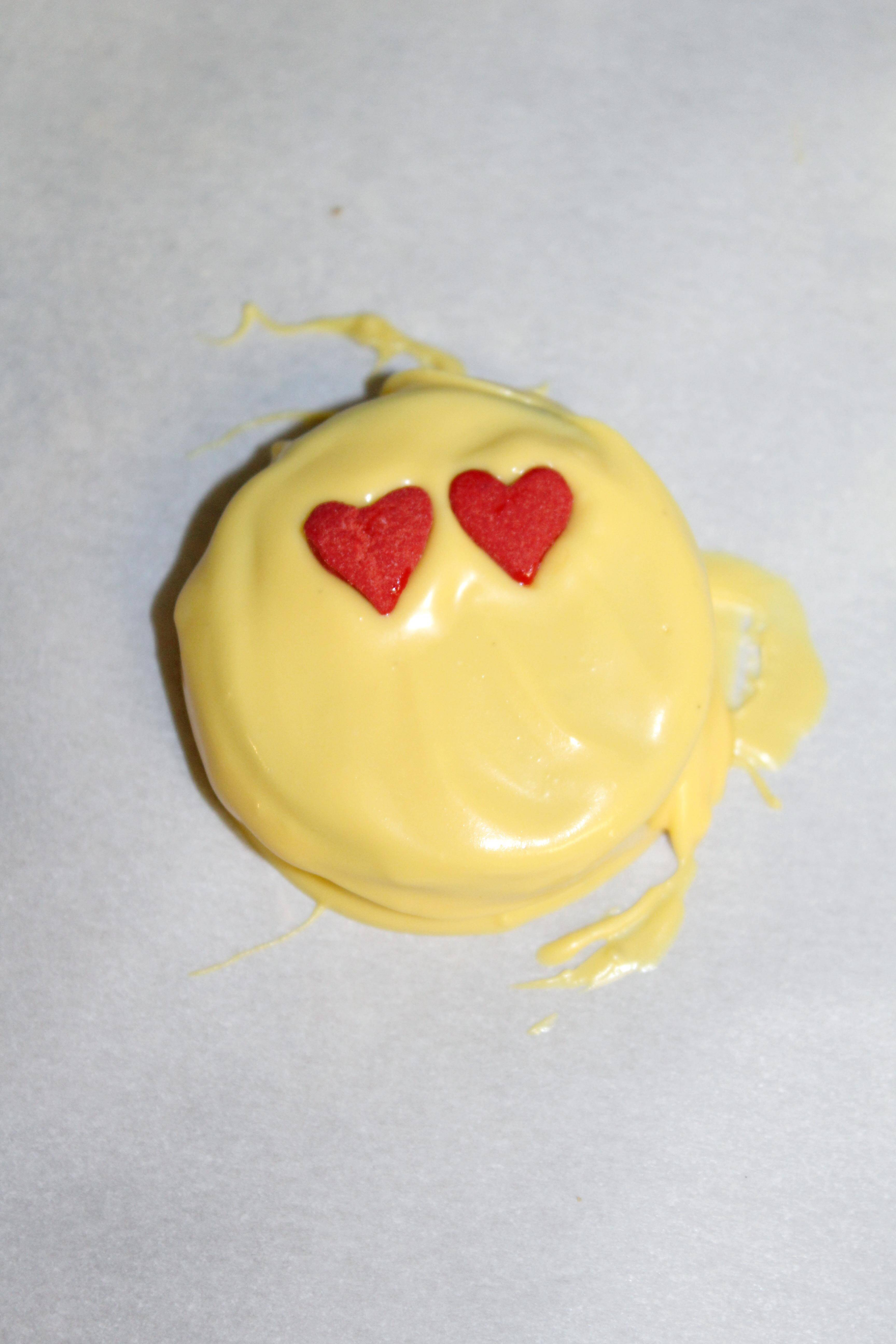 Emoji Oreo Recipe